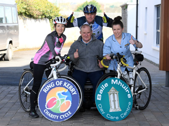 Ring of Kerry Charity Cycle